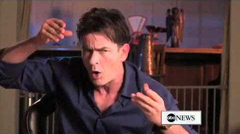 Charlie Sheen The Unedited Version