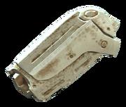 Overseer's left armguard