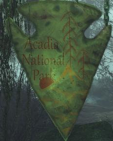 FO4FH Acadia Park sign