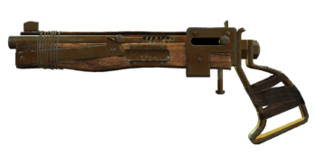 Pipe Bolt Action Fallout Wiki Fandom Powered By Wikia