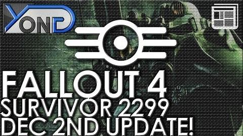 Fallout 4 - The Survivor 2299 New Website Directory, New Messages! (Dec 2nd Update)