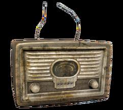Fo4 radio