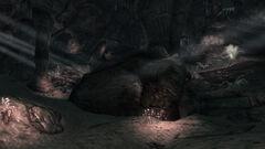 Morning Glory Cave interior