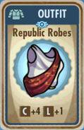 FoS Republic Robes Card