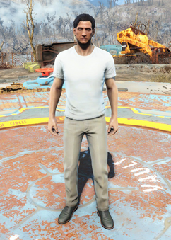 Fo4 casual outfit
