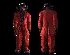 Eulogy Jones suit