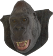 FO4-Mounted-Gorilla-Head