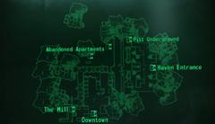 Pitt Uptown local map.png