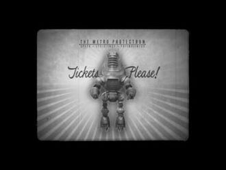 Fallout 3 - Tickets Please!