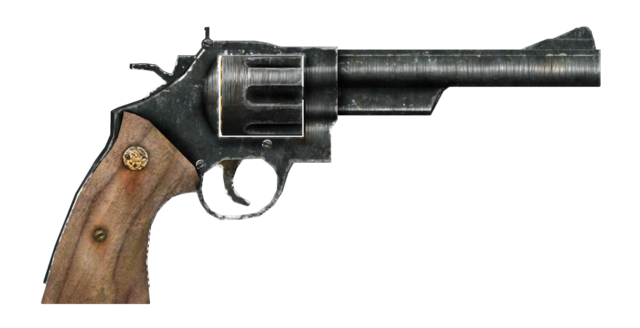 File:.44 magnum revolver (Fallout New Vegas).png