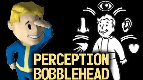 Bobblehead - Perception