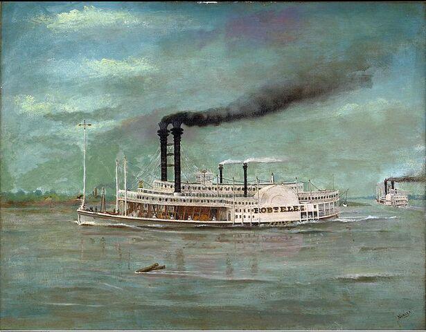 File:Robert E Lee Steamboat.jpg