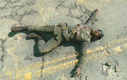 FO4 Dead Gunner Treasure Hunt