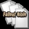 Fallout Bible installment