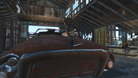 FO4 Atom Cats Garage Unarmed bobblehead