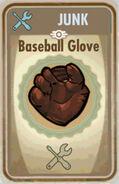 FoS Baseball glove Card