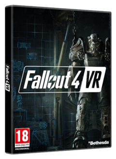Fallout 4 VR Box Cover