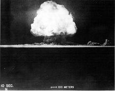 Trinity Test - 1945