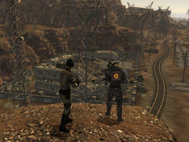 File:What really happened at Ranger Station Charlie Phase I Clifftop scanning.jpg