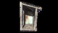 FO4 Shack Wall Inner Corner 2