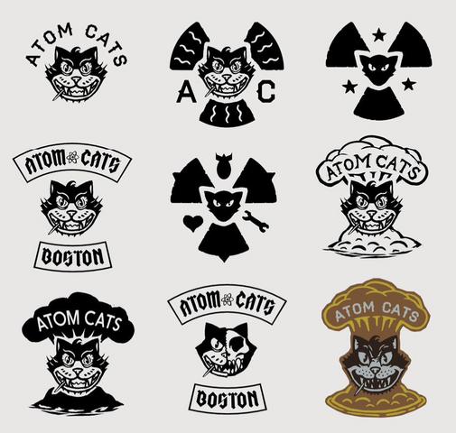 File:Art of Fallout 4 (Atom Cats logos).png