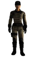 Enclave officer uniform female