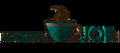 A Cuppa Joe sign