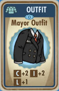 FoS Mayor Outfit Card