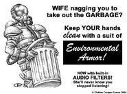 Environmental armor