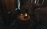 Trailer key trapper outpost