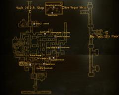 Vault 21 Vault map.png