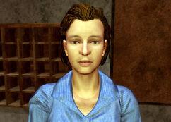 Gomorrah receptionist