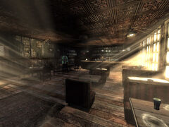 BH Saloon interior