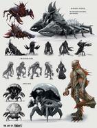Mirelurk Fallout 4 Designs