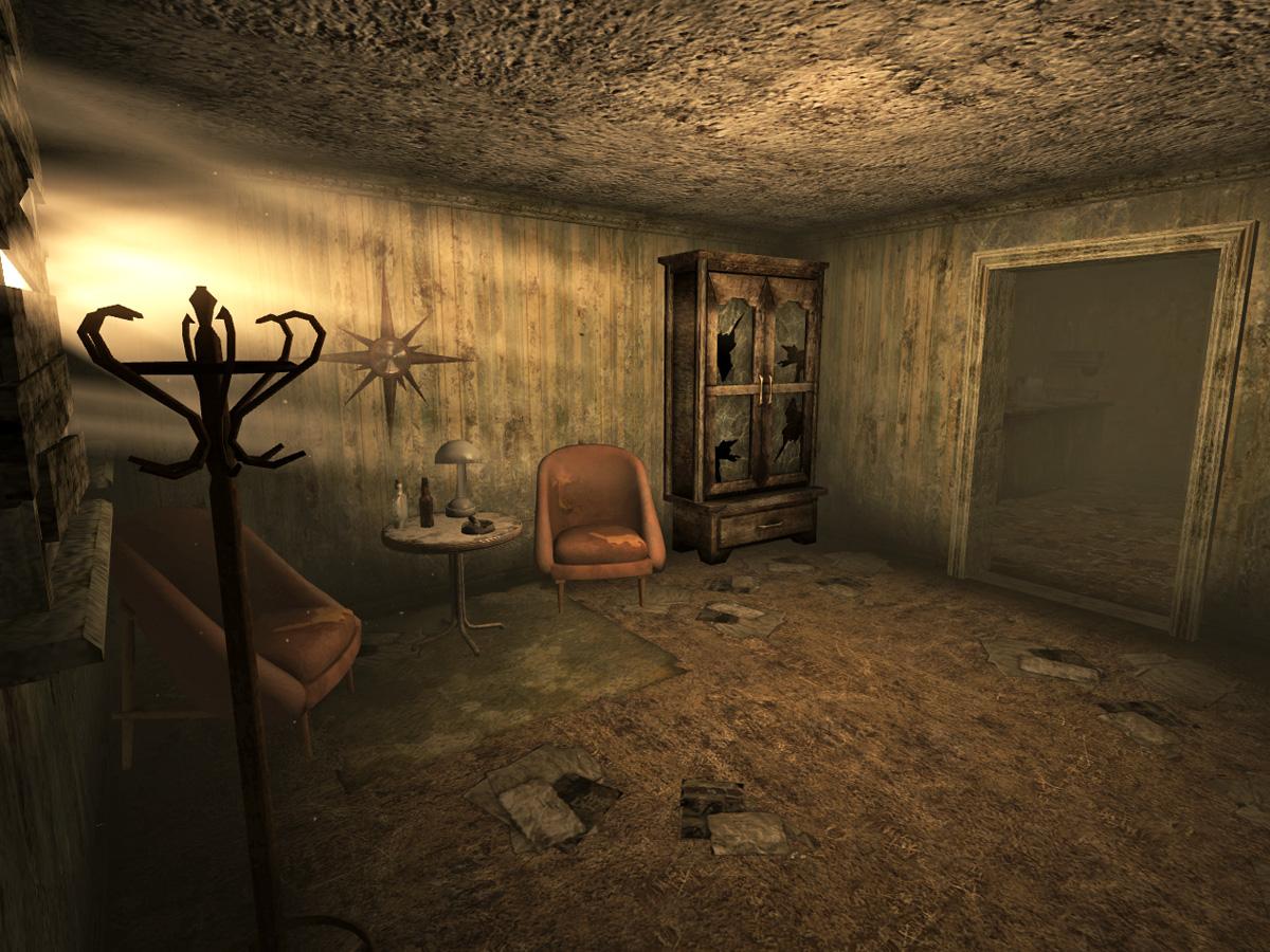 Image Old Man Harris house interiorjpg Fallout Wiki FANDOM