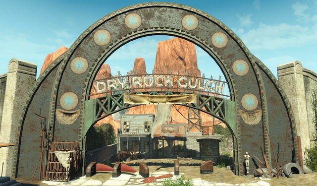 File:DryRockGulch-SouthEntrance-NukaWorld.jpg