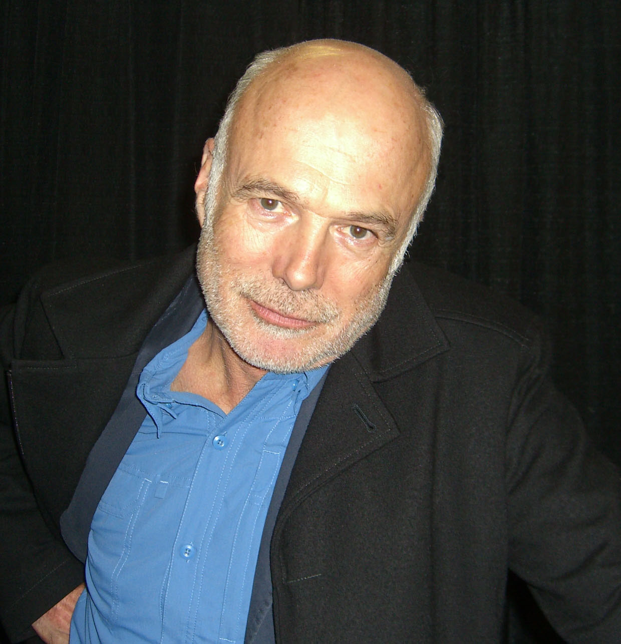 michael hogan smallville