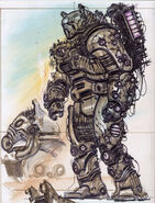 Enclave power armor CA5