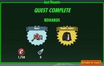 FoS Just Deserts rewards4