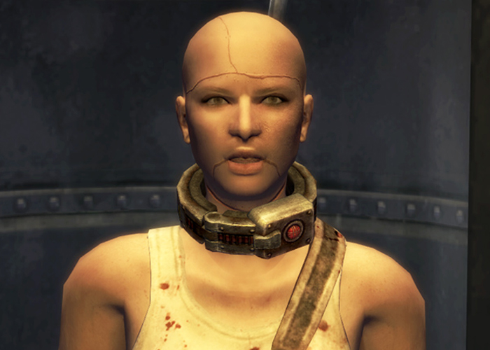 talkchristine royce fallout wiki fandom powered by wikia - Christine Lders Lebenslauf