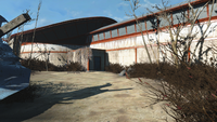 FO4 Boston Airport Ruins