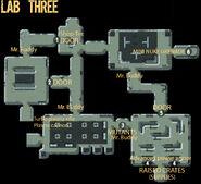 Secret Vault lab three