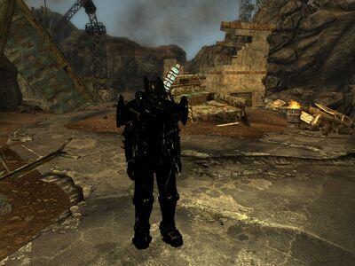 Enclave Onyx Trooper