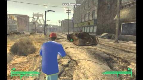Fallout New Vegas Mod - Pokemon New Vegas V1