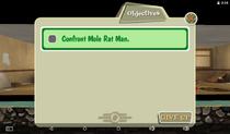 Mole Rat Man Objectives