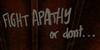 FoNV Fight Apathy