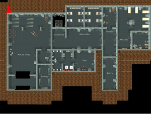 VB DD09 map Bunker Level 1