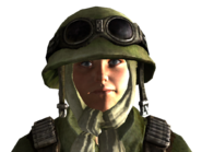 MacCready helmet