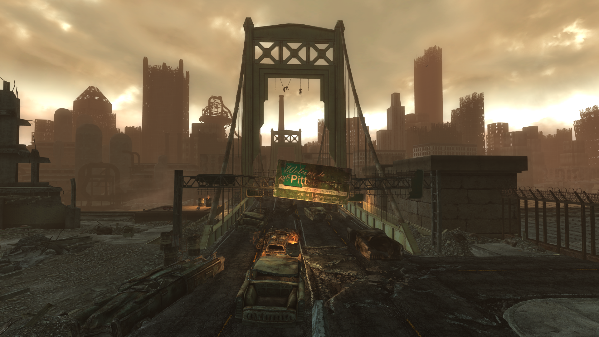 fallout 3 rivet city with The Pitt  City on Medieval Concept Art Gallery further 3612 besides 1122 Future Cities additionally Jet crash site also Washington Monument.