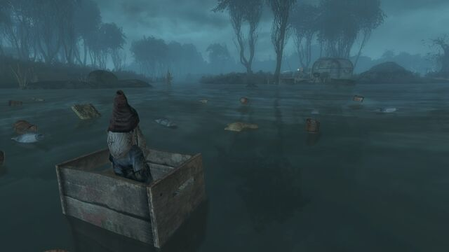 File:FO3PL Flooded Sinkhole Gnome and Teddy.jpg